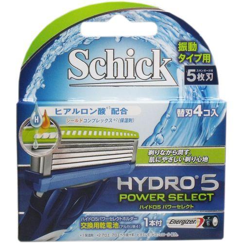 シック・ジャパン シック ハイドロ5 替刃 4個入...