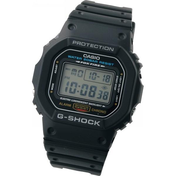 G−SHOCK 腕時計【DW−5600E−1】...