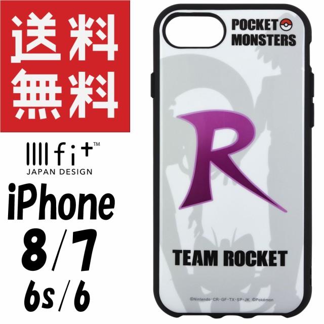ポケットモンスター iPhone8/7/6s/6 ケース イー...