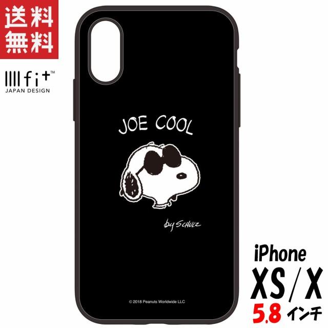 スヌーピー iPhone XS/X ケース 5.8インチ イーフ...