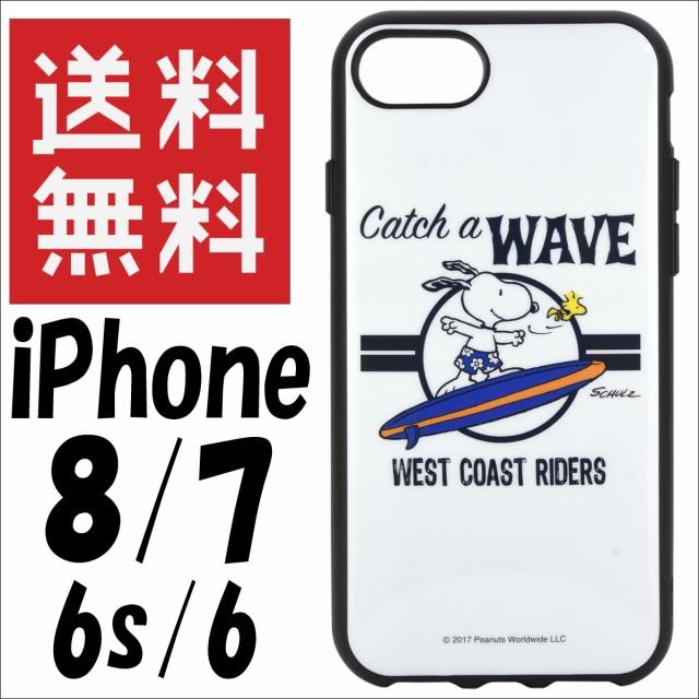スヌーピー iPhone8/7/6s/6 ケース イーフィット ...