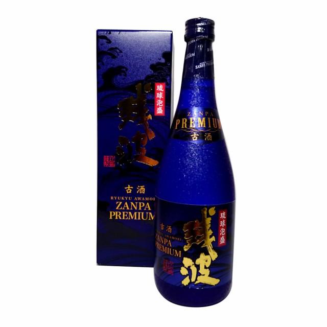 残波(ざんぱ)プレミアム 五年古酒60% 30度 720m...