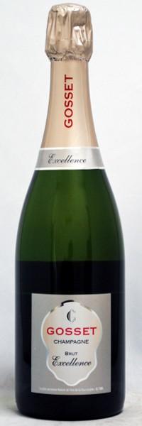 ゴッセ ブリュット エクセレンス シャンパン