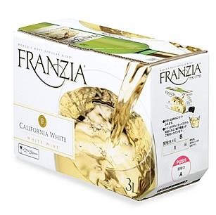 白ワイン ボックス 8個セット フランジア ワイン...