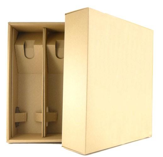ギフトボックス ワイン・日本酒 四合瓶3本用 ...