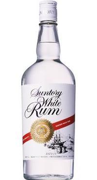 サントリー ラム ホワイト 720ml ラム酒