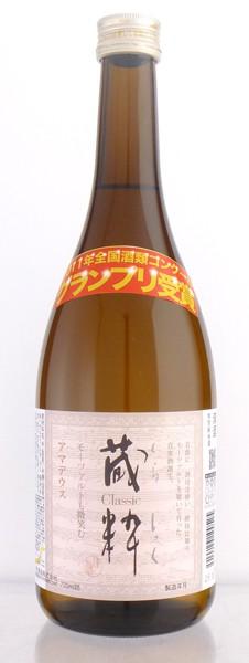 【小原酒造】特別純米酒 蔵粋 くらしっく アマ...