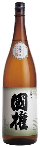 【国権酒造】国権本醸造 1800ml