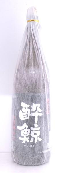 酔鯨 純米酒 八反錦60% 1800ml