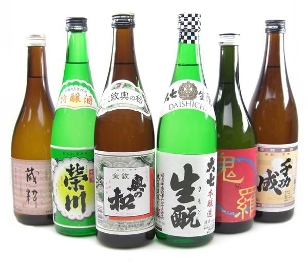 NEW 福島の地酒入門飲み比べ6本セット 720m...