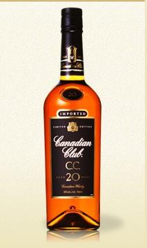 カナディアンクラブ 20年 ウイスキー 750ml サン...