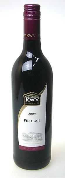 KWV ピノタージュ 赤 750ml