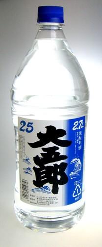 【アサヒ】大五郎 25度 2700ml ペット【6個ま...