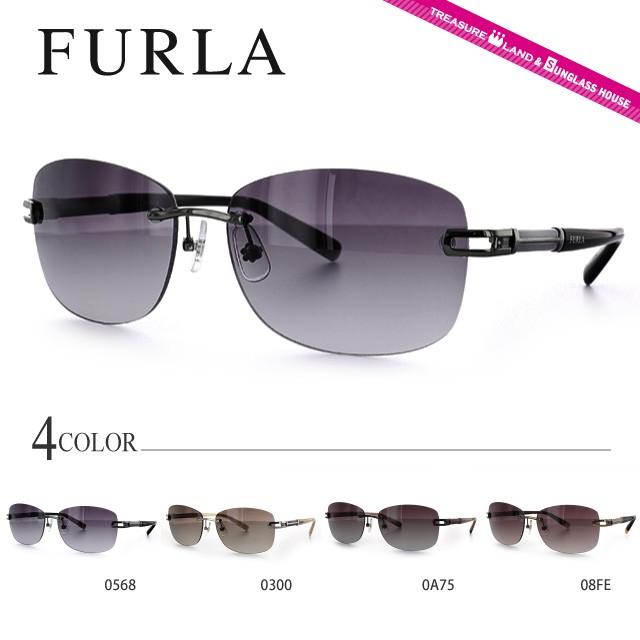 フルラ サングラス FURLA SU4312J 0568/0300/0A75...