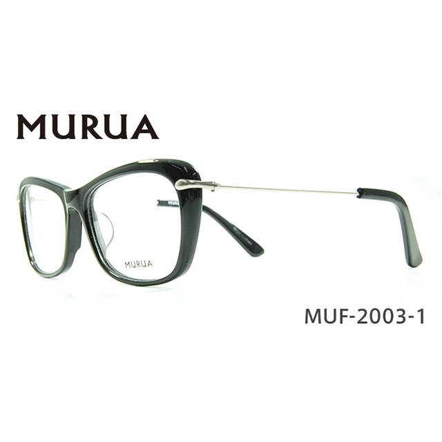 ムルーア 伊達眼鏡 MURUA MUF-2003-1 MUF-2003-2 ...