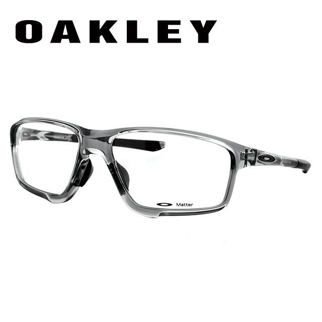 オークリー 伊達眼鏡 メガネ OAKLEY Crosslink Zero クロスリンクゼロ OX8080-458 58 人気 ブランド スポーツ アイウェア ファッション