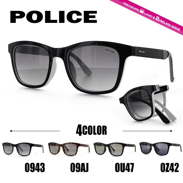 ポリス サングラス POLICE SPL029J 0943/09AJ/0U4...