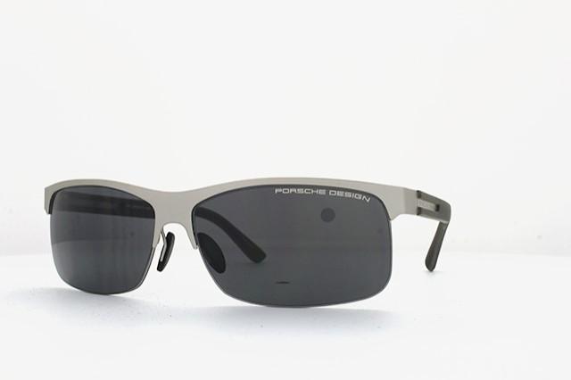 ポルシェデザイン サングラス PORSCHE DESIGN P8584-D 64サイズ 国内正規品 ウェリントン メンズ レディース