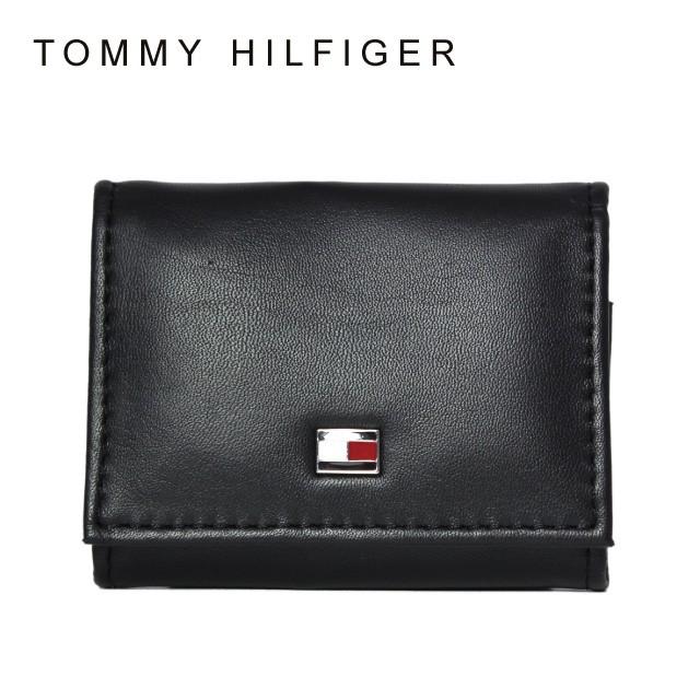 トミーヒルフィガー TOMMY HILFIGER コインパース...