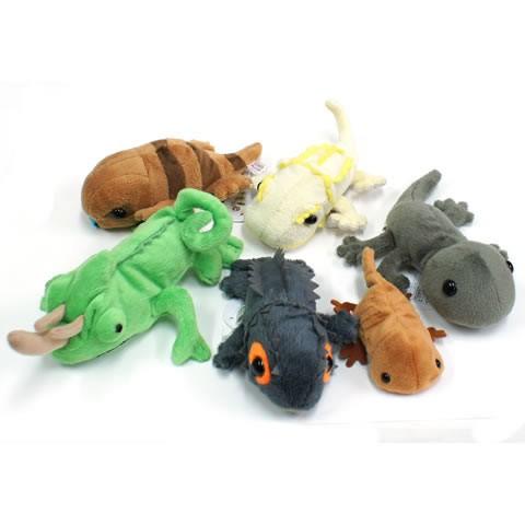 リトルビーンズ Reptiles/Little Beans ぬいぐる...