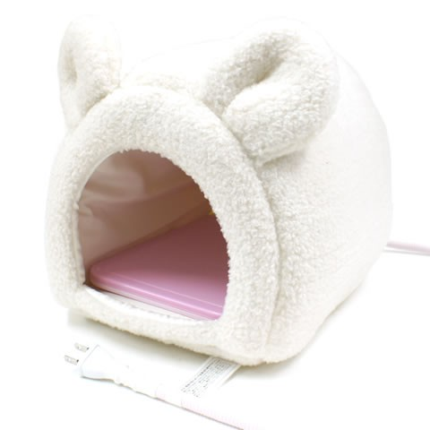 「うさぎの快適ベッド」と「ほっとうさ暖リバーシ...