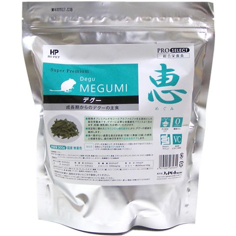 スーパープレミアム デグー恵/Super Premiumu Deg...