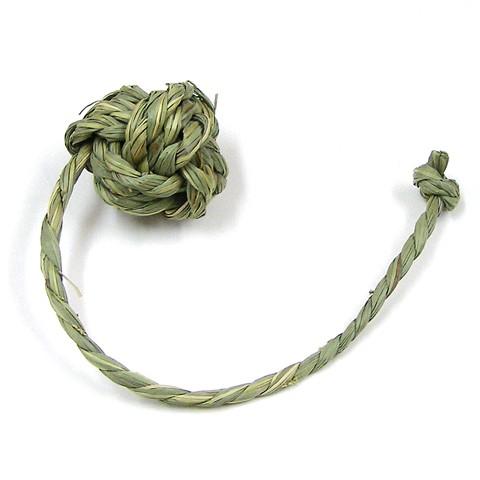 Grass Toy ボール/いぐさ おもちゃ かじり木 スト...