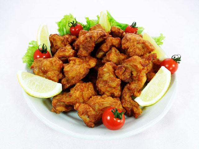 鶏ももの唐揚げ 1kg (ブラジル産・タイ産・その他...