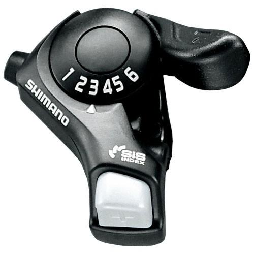 シマノ SL-TX30R6 6段 2050mmインナー シフトレバ...