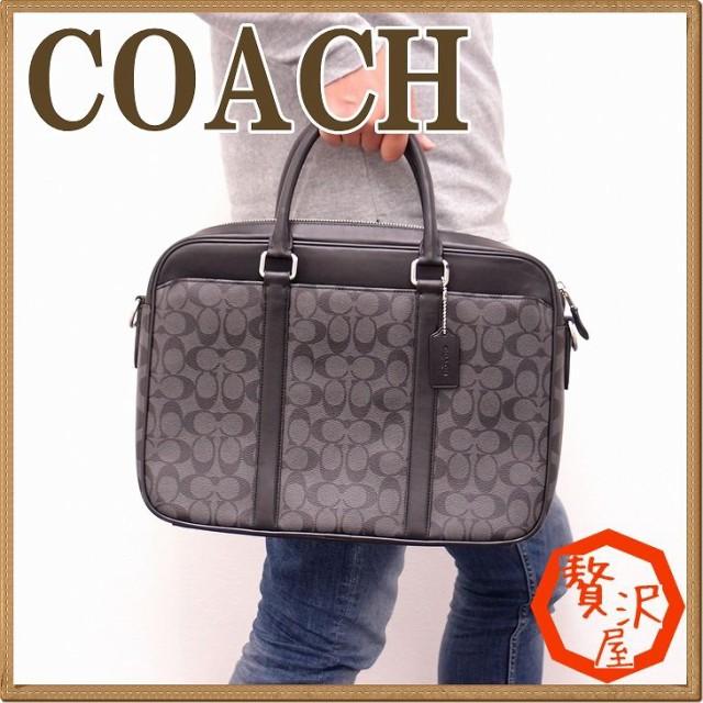 04ead572cc7d コーチ COACH バッグ メンズ トートバッグ ビジネスバッグ ブリーフケース 2way ショルダーバッグ 54803CQBK【tem_b