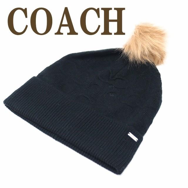 コーチ COACH 帽子 レディース ニットキャップ ニ...