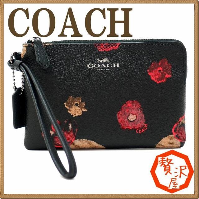 buy online ace33 971ff コーチ COACH ポーチ クラッチバッグ ハンドポーチ 財布 ...