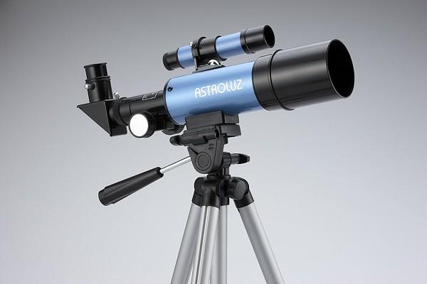 NASHICA 天体望遠鏡 NA-100 ASTROLUZ 屈折式 経緯...