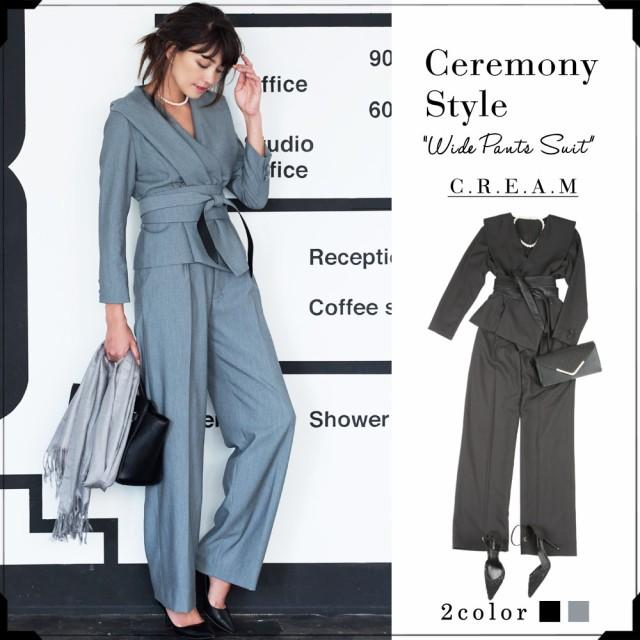 【Marisol×モデルRINA】パンツスーツ レディース...