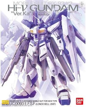 4543112920782:MG 1/100 RX-93-v2 Hi-νガンダム ...