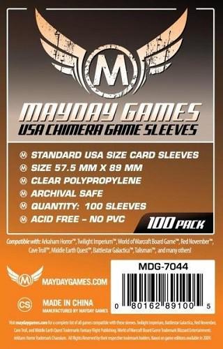 0080162891005:MDG-7044 カードスリーブ 57.5mmx8...
