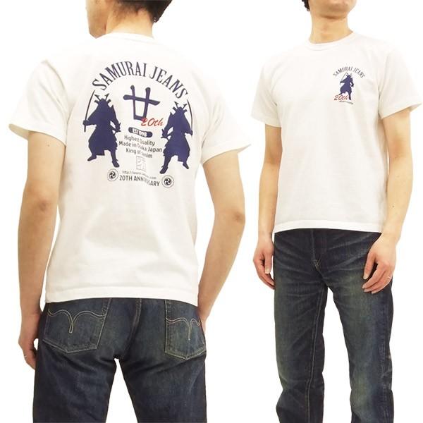 サムライジーンズ Tシャツ SJST20th-01 Samurai J...