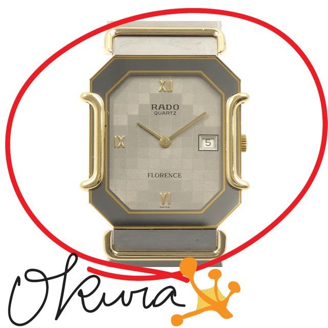 ラドー 腕時計 フローレンス 中古 メンズ 160.340...