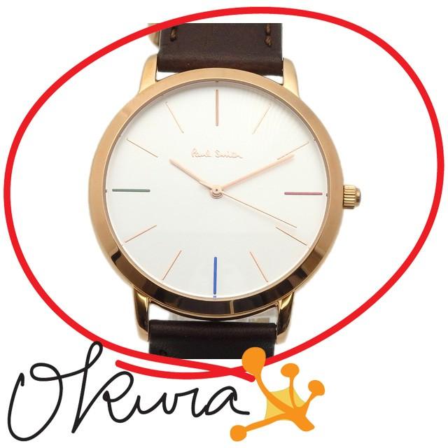 ポールスミス 腕時計 エムエー 新品 メンズ P1005...