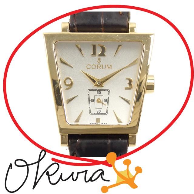 コルム 腕時計 中古 メンズ 105.404.56 クォーツ ...