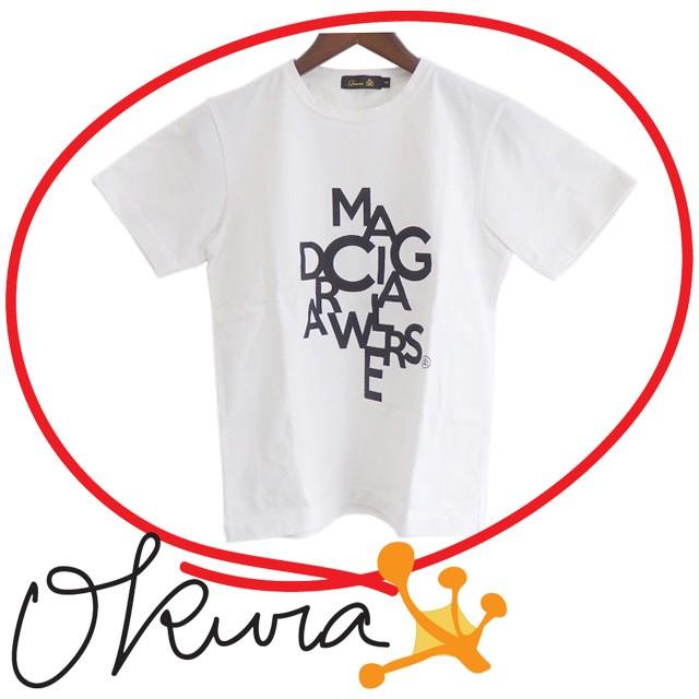 ドゥロワー Tシャツ レディース 古着 ホワイト 白...