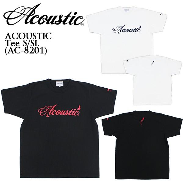 アコースティック(ACOUSTIC) ACOUSTIC Tee S/SL (...