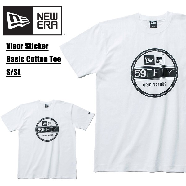 ニュー エラ(NEW ERA) Visor Sticker Basic Cotto...