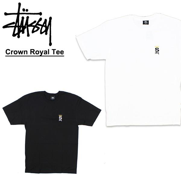 【メール便送料無料】ステューシー(STUSSY)Crown ...