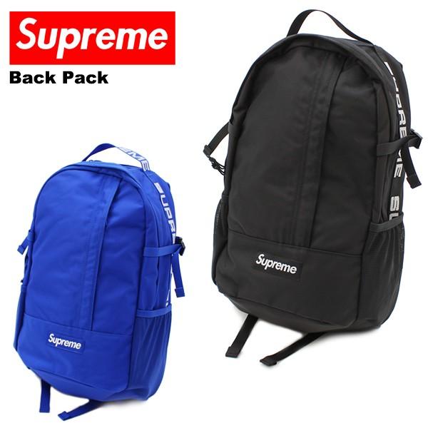 【送料無料】シュプリーム(SUPREME) Back Pack(...