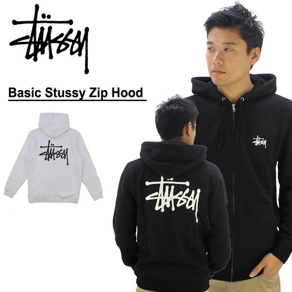 【26%OFF】ステューシー(STUSSY) Basic Stussy Zi...