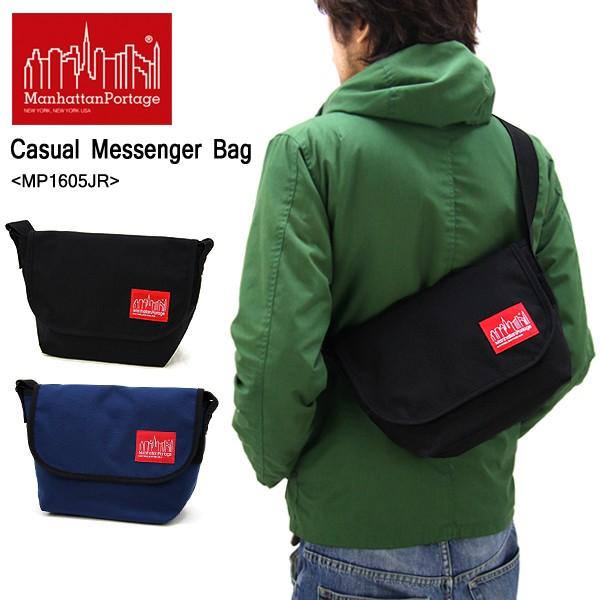 マンハッタン ポーテージ Casual Messenger Bag(M...