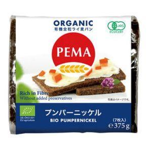PEMA 有機全粒ライ麦パン(プンパーニッケル)