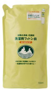 洗濯用フィトンα エコタイプ(詰替用)720ml