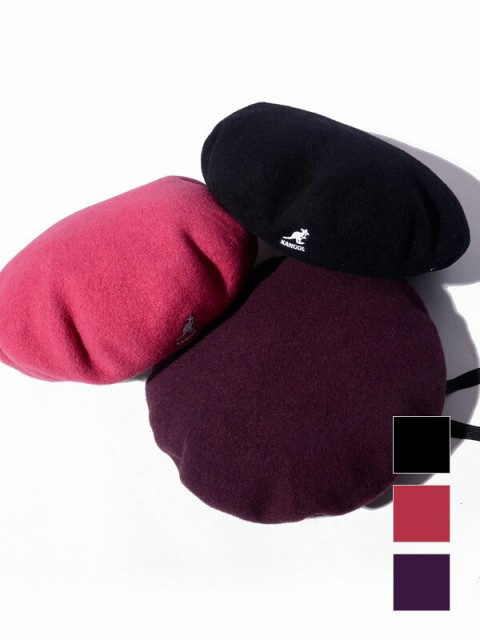 KANGOL カンゴール ベレー帽 帽子 ウール SMU WOO...